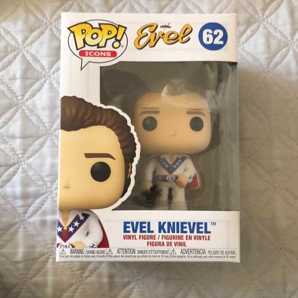 Evel Knievel Funko POP